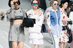 MẶC ĐẸP: Những thói quen nên học hỏi từ các cô nàng sành mặc - Kenh14.vn