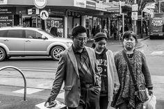 Family Linked Footscray Melbourne Australia September 2014