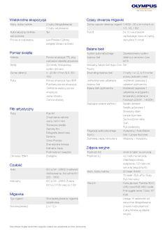 Olympus OM-D E-M5 // specyfikacja 4/8 // http://bit.ly/OM-D_E-M5_pl