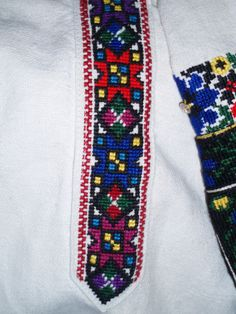Борщівська вишивка My Heritage, Cross Stitching, Ukraine, Knitting Patterns, Projects To Try, Arts And Crafts, Textiles, Quilts, Embroidery