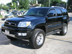 lifted 4runner 2009 - Google Search