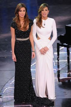 Belen Rodriguez - Sanremo 2011 - The 61st Italian Song Festival: February 16, 2011