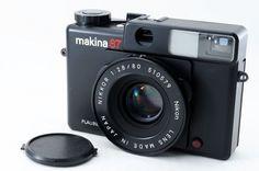Plaubel Makina 67, Medium Format, Nikkor 2.8/80mm