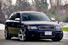 The Audi S4 Avant