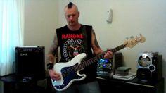 SEX PISTOLS bass cover - Pretty Vacant Pistols, Bass, Songs, Cover, Pretty, Youtube, Guns, Youtubers, Lowes