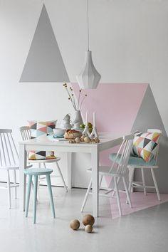 Nordic design. Make a geometry