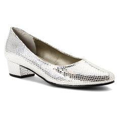 Mark Lemp Classics Emma   Women's - Silver Snake Wide Width Shoes, Great Women, Snake, Loafers, Flats, Handbags, Classic, Silver, Shopping