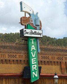Doc Holliday Tavern, Glenwood Springs, Colorado