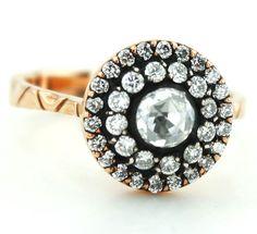 @KatieSheaDesign ♥  0,55 Cts Diamond Ring-------------Büşra Pırlanta 0.55 Ct Elmas Yüzük