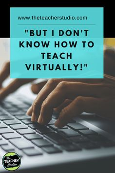 Virtual teaching or distance learning are new to many of us. Check this post for tips, tricks, and resources to help with distance learning and teaching. Teachers Toolbox, Teacher Tools, New Teachers, Student Teaching, Teaching Tips, Learning Resources, Creative Teaching, Classroom Management, Behavior Management