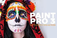 Paint Pro 3 by ozonostudio on Creative Market