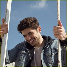 carter jenkins famous in love interview 01