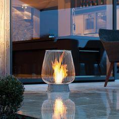 Bulb Fireplace by EcoSmart Fire