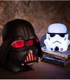 Lámpara de Star Wars - For more pins follow: @OtakuWalker ^-^