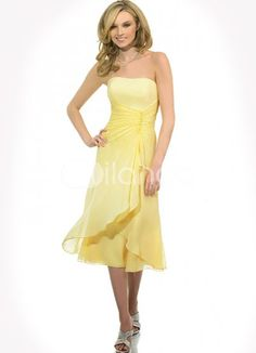 Different color though. Cheap Beach Bridesmaid Dresses - Beach Wedding Bridesmaid Dresses Under 100 Online Sale Beach Wedding Bridesmaid Dresses, Bridesmaid Dresses Under 100, Tea Length Bridesmaid Dresses, Yellow Bridesmaid Dresses, Bridal Dresses, Wedding Gowns, Prom Dresses, Beach Bridesmaids, Dresses 2014