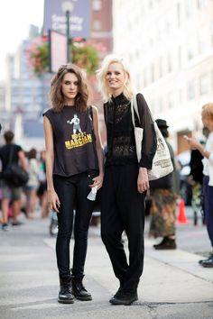 #grunge #womens #fashion #street #style #black