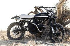 Ducati Scrambler by Anvil Motociclette #motorcycles #scrambler #motos | caferacerpasion.com