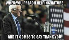 Bernie Sanders, Birdie Sanders