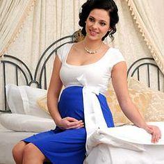 Společenské těhotenské šaty Victoria Grace jsou nově v prodeji v kouzelném obchodě Bohemart (Praha 1, ul. Karolíny Světlé 9). Přijďte se podívat a vyzkoušet!