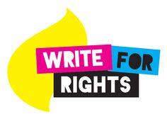 We would like you to send a personal message to one or more of the individuals and communities that feature in this year's Write for Rights campaign.  Each one makes it harder for a president or police chief to ignore our appeals. We've helped thousands of prisoners of conscience claim their freedom  Send them a message and let them know they haven't been forgotten.