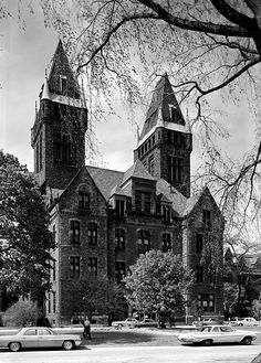 Richardson Complex  Buffalo, NY -1965 Watts has done A LOT of work at Richardson - check out on projects page!
