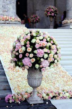Luxury wedding in Naples