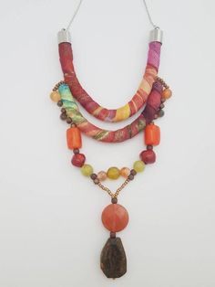 Tassel Necklace, Crochet Necklace, Shops, Etsy Shop, Vintage, Jewelry, Fashion, Rhinestones, Craft Gifts