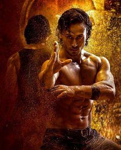 Tiger Shroff Instant News, Tiger Shroff, Shraddha Kapoor, Find Picture, Bollywood Stars, Nice Body, Celebrity Pictures, Bodybuilding, Fitness Motivation