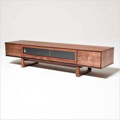 TV-Möbel aus Holz SENECA by Cattelan Italia | Design Paolo ...