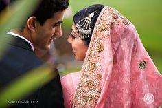 a modern indian wedding