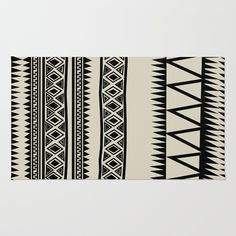 MALOU ZEBRA Area & Throw Rug