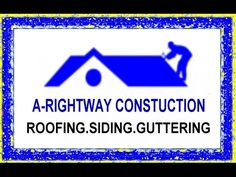 Springdale Metal Roofs A-Rightway Construction providing Metal Roofs, Shingles, Roof Repairs and Installations in Springdale Arkansas for more. Siding Repair, Exterior Siding, Roof Repair, Springdale Arkansas, Rogers Arkansas, Seamless Gutters, Gutter Cleaning, Roofing Companies, Metal Roof