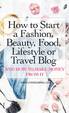 Ever wonder how bloggers earn money? Have you always wanted to start a fashion, beauty, food, lifestyle or travel blog? Here's how and how you can make money through blogging.