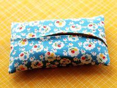 Tissue bag tutorial