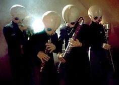 Fancy getting down to the Cantina band?