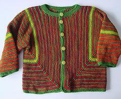 Ravelry: Ulina pattern by Kerstin Michler