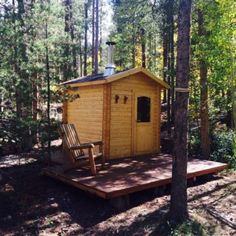 Almost Heaven Saunas - Quality Outdoor and Indoor Sauna Kits Outdoor Sauna Kits, Indoor Sauna, Home Steam Sauna, Traditional Saunas, Infrared Sauna, Outdoor Chairs, Outdoor Decor, Simple House, Sweet Home