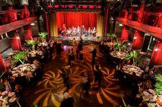 Edison Ballroom NYC . | A Manhattan wedding venue | www.partyista.com