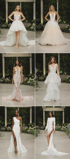 Meet the New 2019 Wedding Dresses You'll Soon Fall In Love With! Pronovias