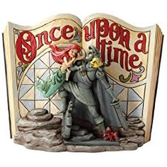 """Disney Traditions by Jim Shore The Little Mermaid Figurine """"Undersea Dreaming"""""""