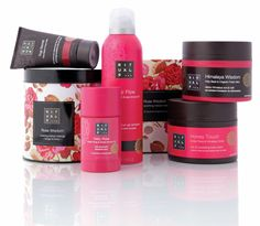Rituals cosmetics is great for sensitive skin like mine. The foot scrub from this line is amazing!