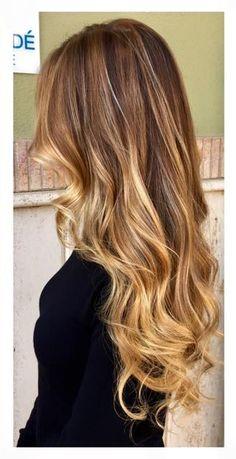 Snapped...in salone! Il Degradé Joelle è una scelta di stile. #cdj #degradejoelle #tagliopuntearia #degradé #dettaglidistile #welovecdj #clientefelice #beautifulhair #naturalshades #hair #hairstyle #hairstyles #haircolour #haircut #fashion #longhair #style #hairfashion Brunette Gone Blonde, Blonde Hair, Ombre Hair, Balayage Hair, Long Layered Hair, Silky Hair, Fall Hair, Gorgeous Hair, Trends