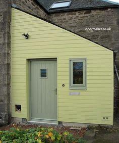 cottage door, oak cottage door