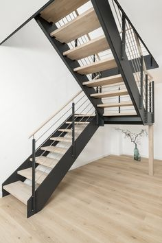 HPL-Treppen – innovativ und designstark - Treppenbau Voß Floating Staircase, Staircase Design, Prefab, Home Projects, Stairs, Interior, House, Outdoor, Home Decor