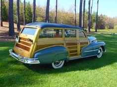 vintage woody car images | HIT CAR: Ken Block's Gymkhana Two Video
