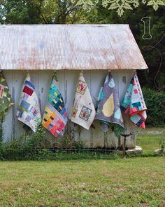 Quilts from the House of Tula Pink.....