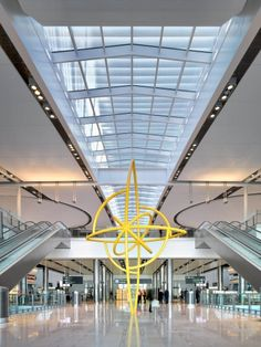 Award of Excellence for commercial interiors: Dublin Airport Terminal 2