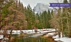 Groupon - 2-Night Stay for Two in a River-View Room and Spa-and-Food Package at Yosemite View Lodge near Yosemite National Park in Greater Yosemite, CA. Groupon deal price: $219