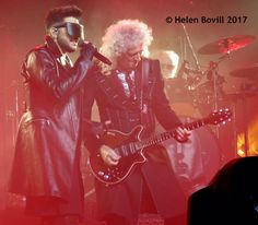 @HBovill Another awesome show - Queen + Adam Lambert in Newcastle. I loved every minute of it! #QALNewcastle