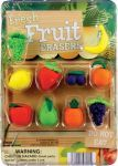 """Fruit Erasers 1"""" Capsule Toys #toys http://www.vendingmachinesunlimited.com/1_inch_capsule_toys.html"""